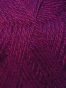 100% Baby Alpaca 2-draads 500 gram Purple 2/16Nm